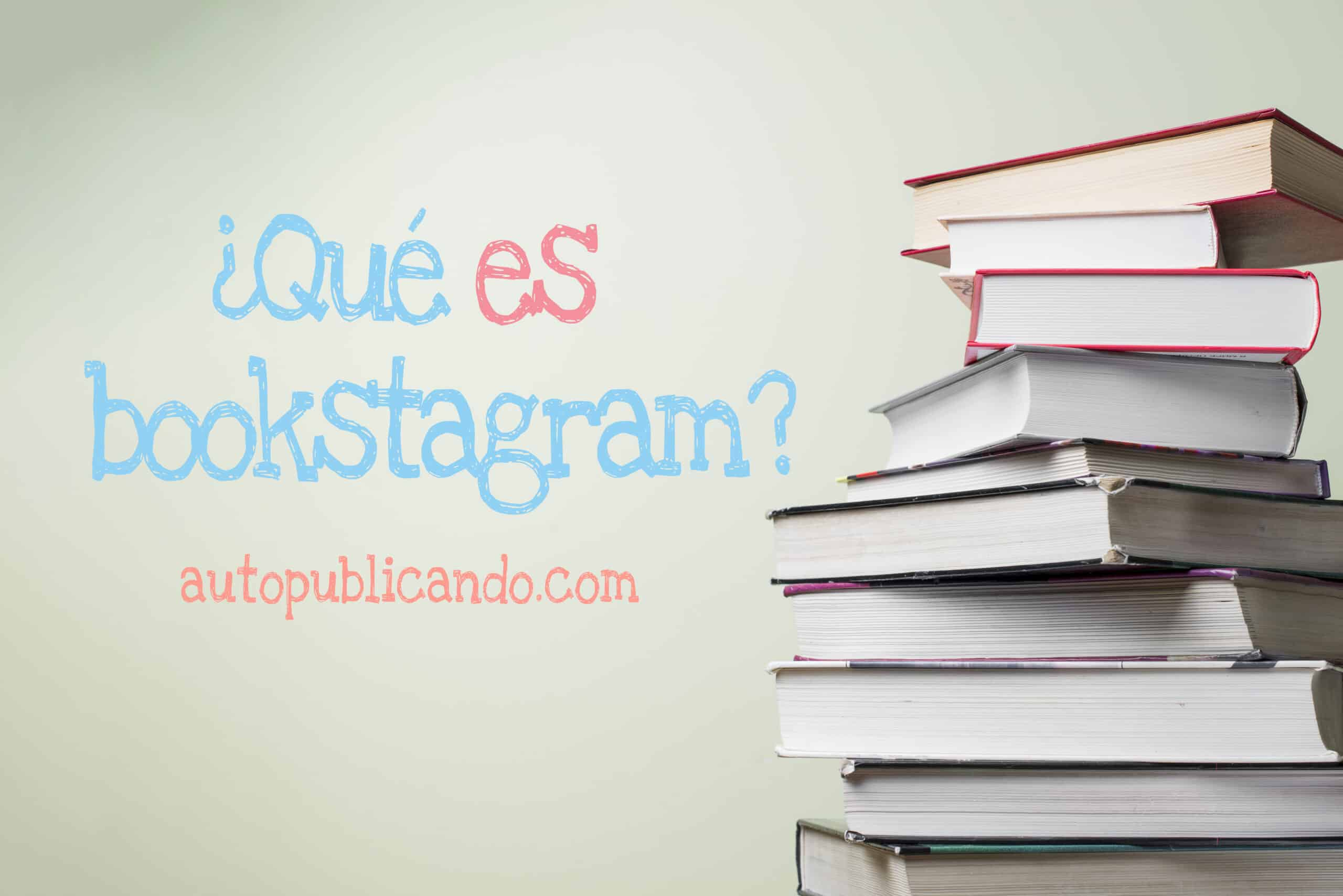 ¿Qué es bookstagram?