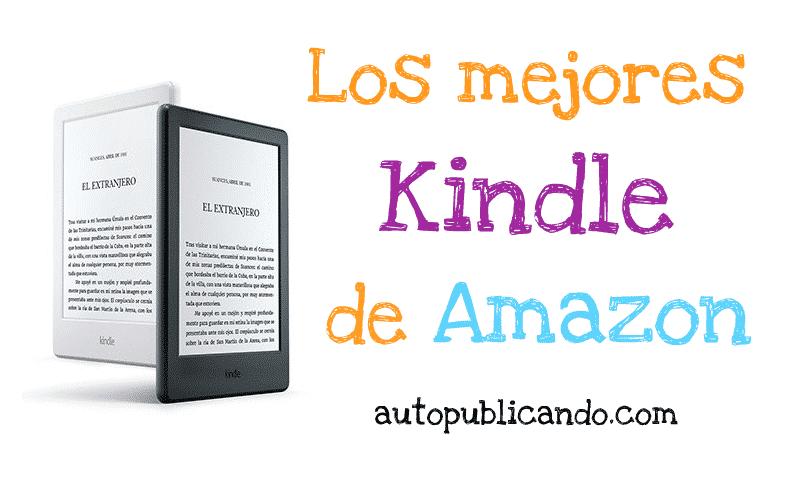 Los mejores kindle de Amazon