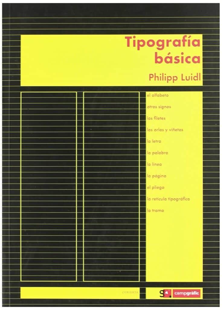 Tipografía Básica – Philipp Luidl